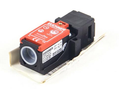 EUCHNER NP1-638AB-M Saftey Limit Switch 4 Amp AC 230V DC 24V