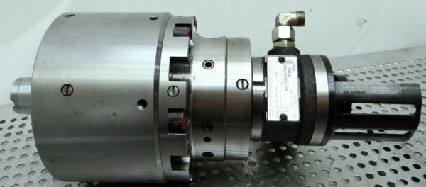 SMW-AUTOBLOK SIN-HL-160 042592 Shaft Chuck with circulating Cylinder
