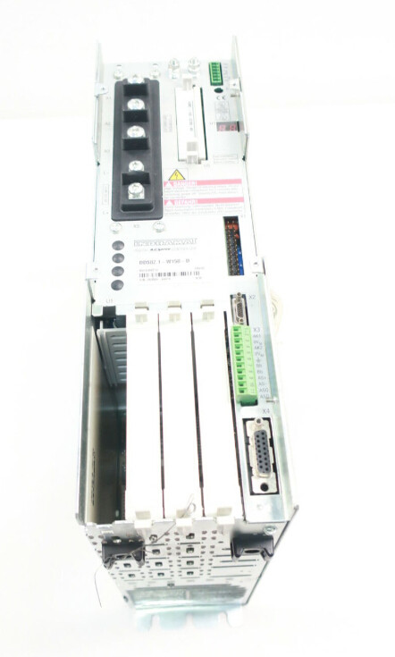 INDRAMAT DDS02.1-W100-DL04-01-FW Servo Amplifier