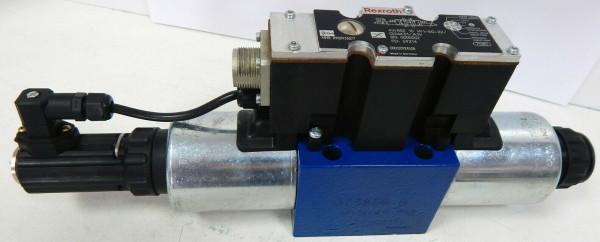 REXROTH WEGEVENTIL Control Valve 4WREE 10W1-50-22/G24K31/A1V