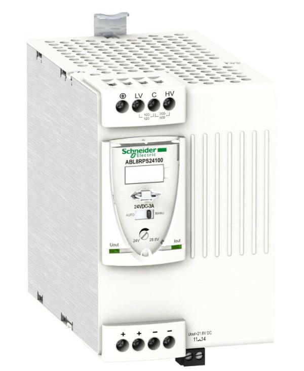 SCHNEIDER ELECTRIC ABL8RPS24100 Power Supply