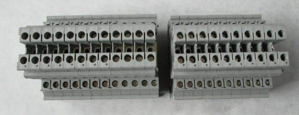 PHOENIX CONTACT 2774017 Double Level Terminal Blocks