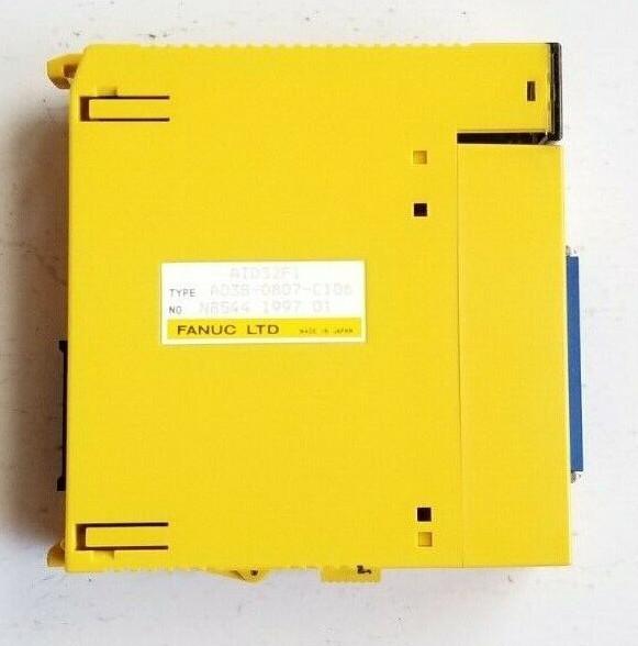 FANUC DC EINGABE MODULE A03B-0807-C106