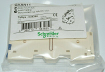 SCHNEIDER ELECTRIC GVAN11 Auxiliary Contact Block, Side Mount