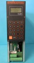 INDRAMAT CLM 01.3-X-0-2-B SERVO POSITIONING CONTROLLER