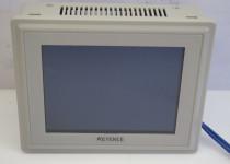 KEYENCE CV-M30 Vision Systems Operator Interface