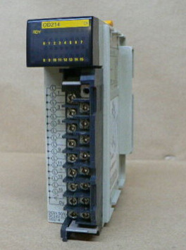 OMRON CQM1-OD214 16 Channel PNP OUTPUT MODULE