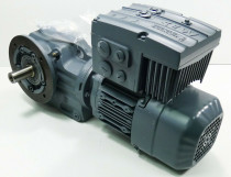 SEW KF37 DRS71S4BE05/MM03/TH 0,37kW I = 6,37 Gear Motor