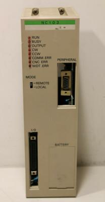 OMRON C500-NC103 NC Unit