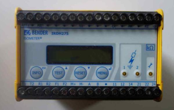 ABB IRDH275-427 Insulation Monitor