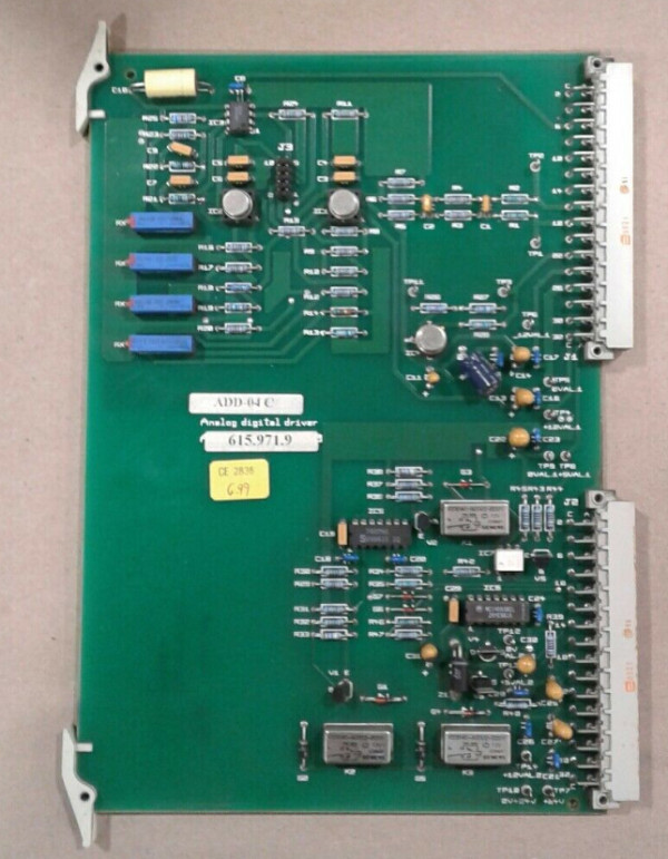 AGIE ADD-04 Analog Digital Driver