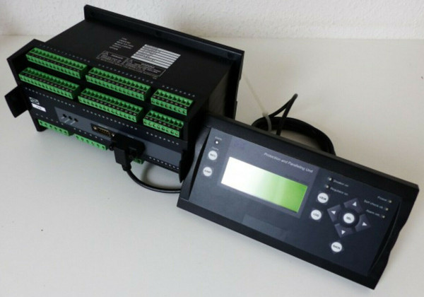 DEIF PPU/2/GS protection and paralleling unit