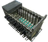 TELEMECANIQUE TSX-RKS-8 RACK SINGLE 8-SLOT SCHNEIDER
