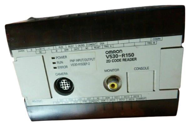 Omron V530-R150 ER-2 20 Code Reader