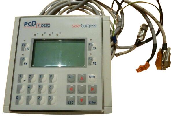 SAIA-BURGESS CONTROLS-PCD7.D232 V040