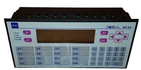 SAE Steel Provicom Type: MT-65-RS422-MPI