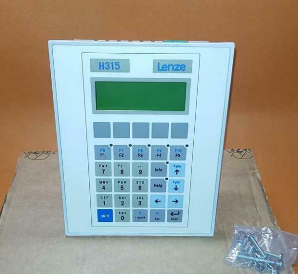 Lenze Controller H315 Type: H315 HW.SW:1A.10