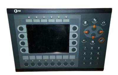 BEIJER Name: E700 Type: 02440H Operator Panel