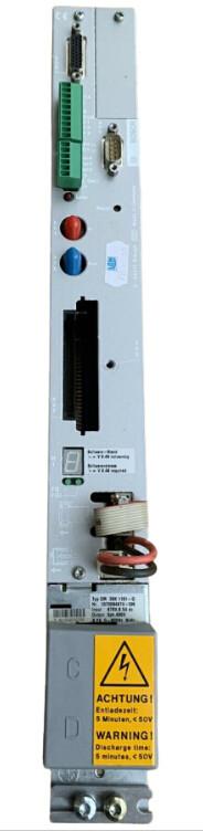 Bosch Rexroth Typ: DM 8K 1101-D servomodule