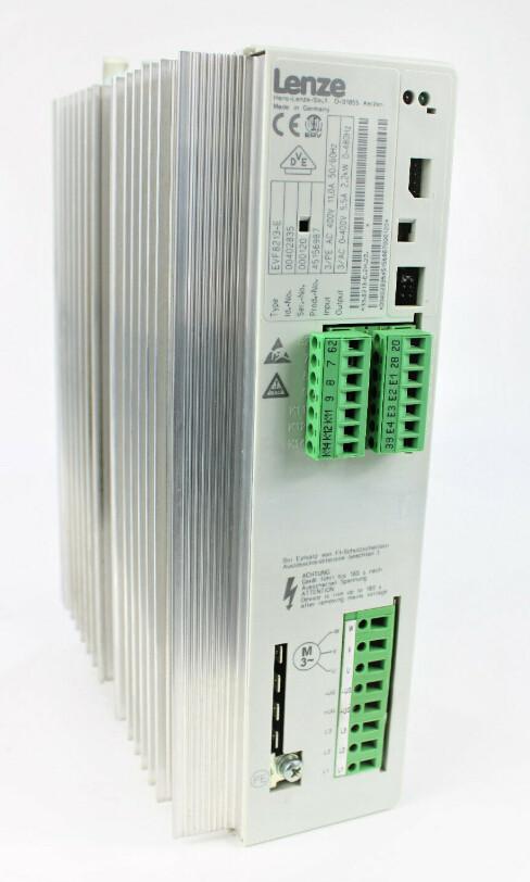 Lenze Frequency Converter EVF8213-E 33.8213_E.2M.22