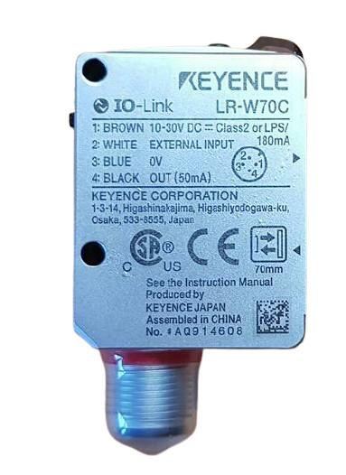 Keyence Laser Sensor LR-W70C