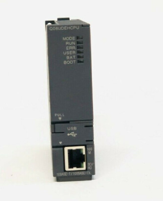 Mitsubishi MELSEC-Q Q06UDEHCPU CPU Module
