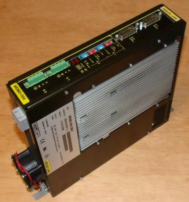 BERGER-LAHR WDM3-004 Servo Drive Controller WDM3-004.0801