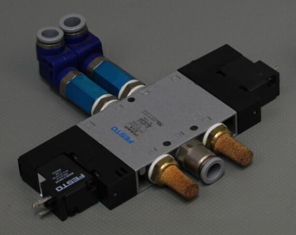 FESTO CPE18-M1H-5J-1/4 Solenoid Valve