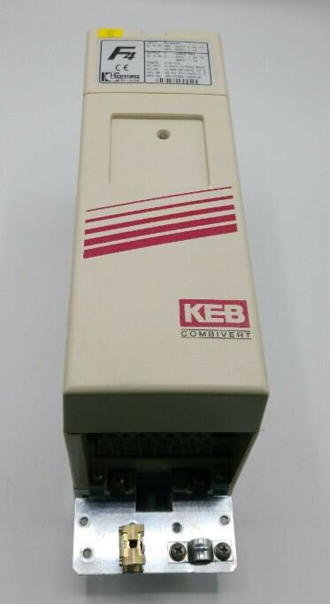 KEB COMBIVERT Type: 10.F4.S3D-1220/1.2
