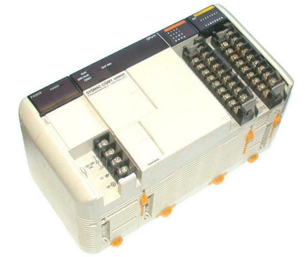 Omron SYSMAC CQM1-PA203 CQM1-0D212 PLC Programmable Controller 100-240 VAC