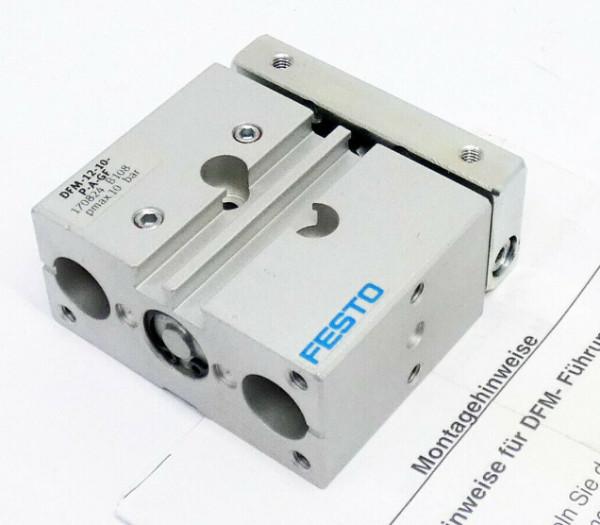FESTO DFM-12-10-P-A-GF Lead Cylinder