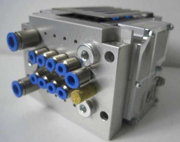 FESTO Connector Plate CPV10-VI-P4-M7-B