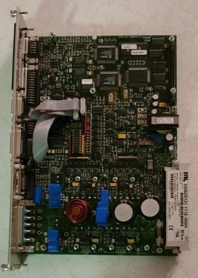 ETEL DSB2 SERVOVERSTRKER DSB2P131-111E-000B