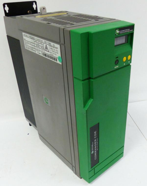 CONTROL TECHNIQUES COMMANDER CDE1100S Inverter 11,0 kW