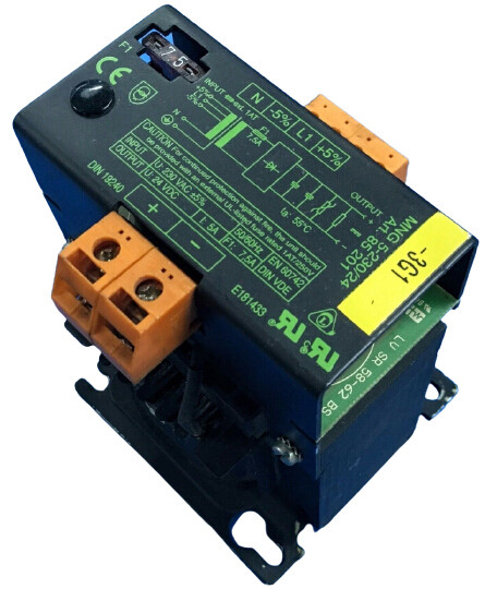 MURR ELEKTRONIK MNG10-110-230/24 TRANSFORMER