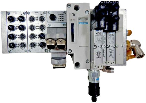 FESTO valve Island Control Valve CPX-M-EPL-EV 550212