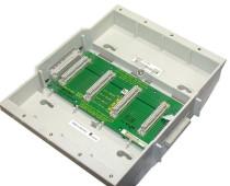 REXROTH BOSCH Indramat 4 Module Base Rack RMB02.2-04