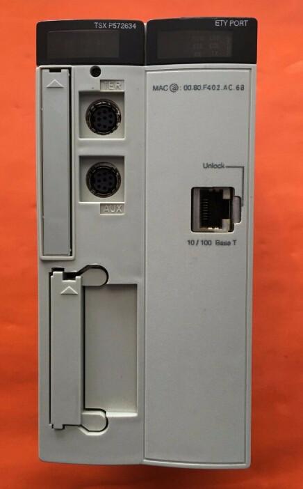 SCHNEIDER TSXP572634M PLC Module