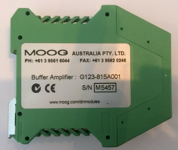 MOOG Buffer Amplifier Verstärker G123-815A001