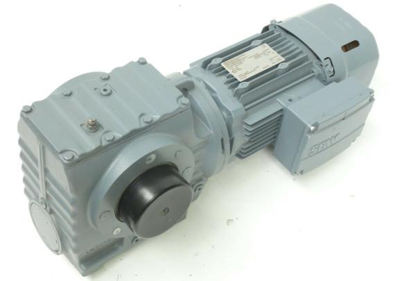 SEW EURODRIVE SH67 DRS80M4BE2/TF/EI7C Gear Motor 1,1kW