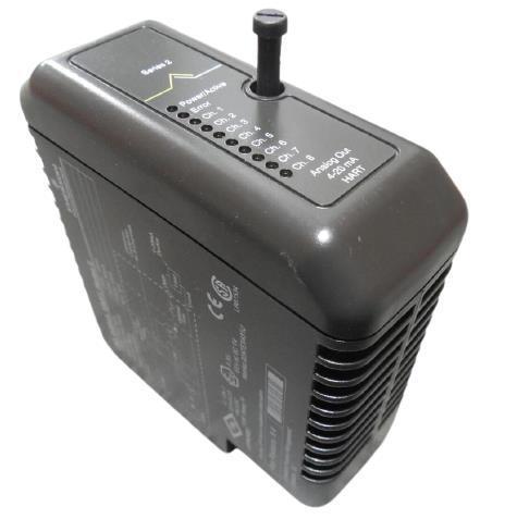 EMERSON KJ3221X1-BA1 12P2531X122 VE4003S2B2 Delta V Series 2 Analog Output Module
