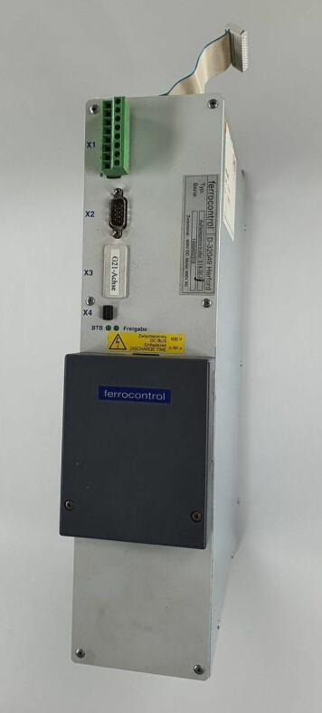 SERVO CONTROLLERS FERROCONTROL S18-00-0J