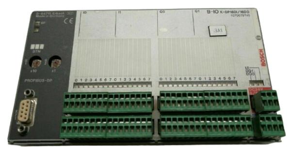 BOSCH B IO K-DP16DI/16DO PLC PROFIBUS