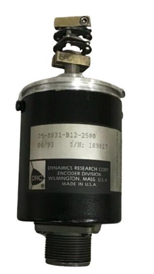DYNAMICS Research Encoder 25-S031-B12-2500