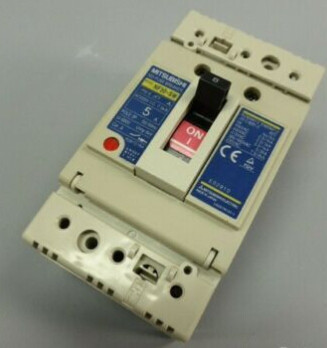 MITSUBISHI N0-FUSE BREAKER NF30-SW 5A LN327N131-1