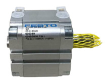 FESTO ADVU-50-25-P-A Double Acting Pneumatic Cylinder 50mm 25mm 10bar