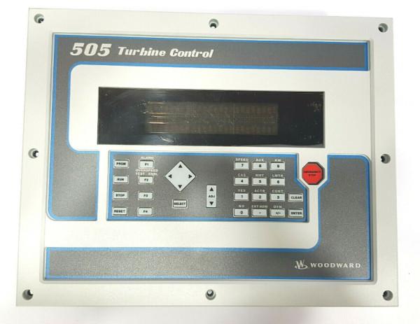 Woodward 9907-164 505 STEAM TURBINE DIGITAL CONTROL