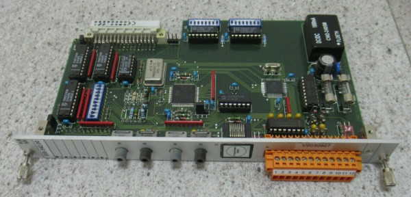 Gh Induction SIB.542.00 Interface Construction Group Sabo Electronics PLM500