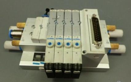 FESTO Connector Block CPASC1-PRS-6-5-M5-MP