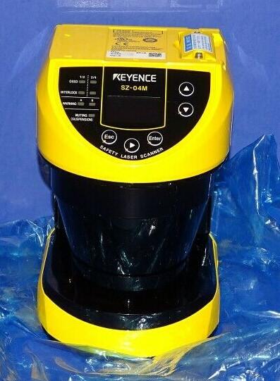 KEYENCE SZ-04M SZ-04M Safety Laser Scanner